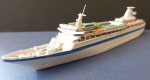 Ship Model Passenger Ship / Cruise Liner Song of Norway - 1 : 1250 !