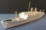 Ship Model Passenger Ship Independence , Scale 1:1250